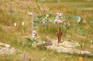 Viele Hundebesitzer wünschen sich für ihren Vierbeiner ein Grab.