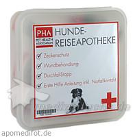 Hunde-Reiseapotheke von PHA